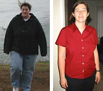 Lost 54.5 lbs & 82.75 inches!
