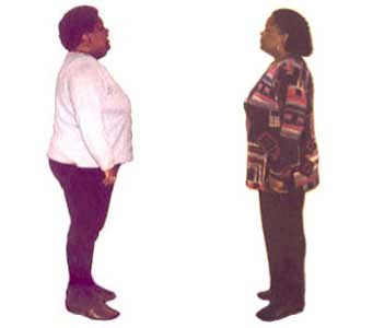 Weight Loss Saves International Singer Sista Monica
