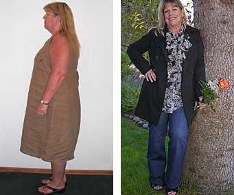 Combats Negative Self Talk & Loses Weight