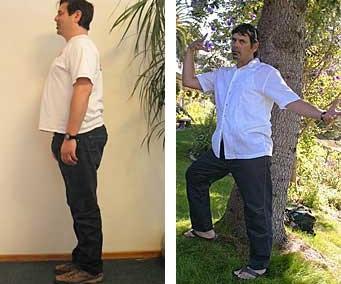A Weight Loss Affair