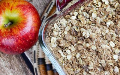 Healthy Apple Crisp Recipe for Weight Loss