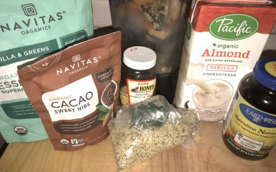 Lil' Bit of Everything Superfood Smoothie