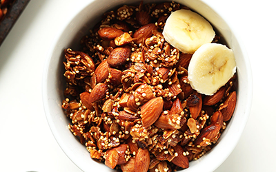 Healthy Way Granola