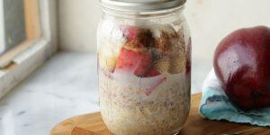 apple-cinnamon-overnight-oats