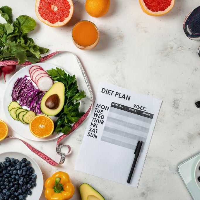 transition phase meal plan